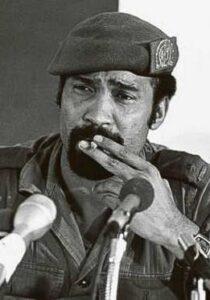 Kolonel Valk en Bouterse
