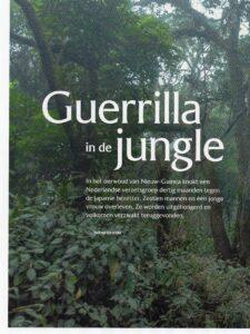 Guerrilla in de jungle 1